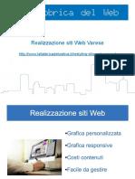 Creazione siti internet Varese e Provincia