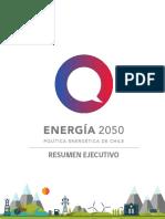 Resumen Ejecutivo Politica-Energetica Nacional