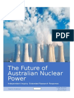 The Future of Nuclear Power in Australia