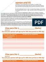 SPN1130 OralExam1 Preparation