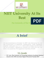NIIT College at Its Best- The University of the Future