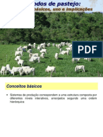MeTodos de Pastejo