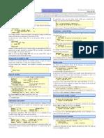 Recetario PHP
