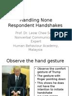 Handling None Respondent Handshakes