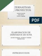 Proyectos basados en emprendimientos