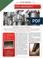 Asbestos Abatement - Case Study [THIS]