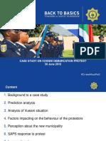 Vuwani Case Study June 2016