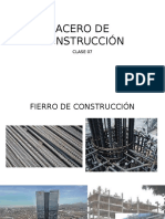 Acero de Construcción