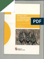 Manual para la Conservacion de los murcielagos en Castilla y Leon