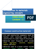 L1-Introduction to Materials Engineering Concepts