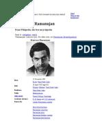 essay on srinivasa ramanujan essay on srinivasa ramanujan essay style paper apa format research
