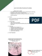 Pengantar Alat Dan Bahan Pemeriksaan Parasitologi