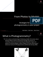 SPARC Photogrammetry Draft