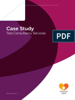 Global English TCS Case Study