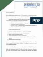 Dossier Magalux Servicios Integrales s.l.