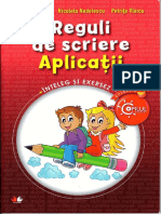 Ed Litera Reguli de Scriere Aplicatii