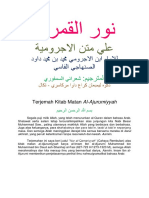 TERJEMAH KITAB MATAN JURUMIYAH (NURUL QAMARIYYAH) SYA'RONI.pdf