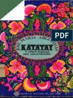 Arguedas Jose Maria - Katatay