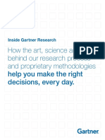 Inside Gartner Research