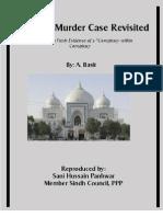 Bhuttos Murder Case Revisited