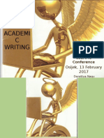 Academic Writing DNagy
