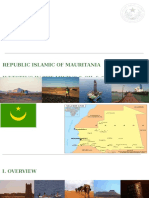 Mauritania Investing in the Mining Oil Gas Sectors