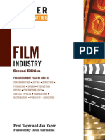 Fred Yager, Jan Yager-Career Opportunities in the Film Industry, 2nd Edition (2009)