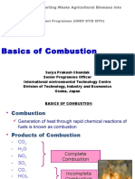 5. UNEP Basics of Combustion
