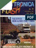 Elettronica Flash 09/1985