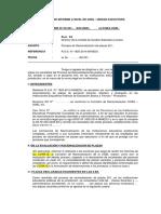 9 Modelo de Informe de Racionalización Por CORA UGEL