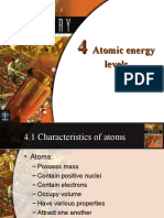 Chemistry-Ch04_Atomic Energy Levels