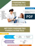 METODO PARAMETRO FARMACOCINETICO - BAYESUANO - CONCLUSION.pptx