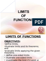 Lesson 4_One-sided limits, limits at infinity.ppt