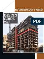 Girder-Slab System Design Guide v3.3