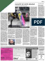 """""""Das Demonstrationsrecht ist nicht absolut"""" Entrevista a Keymer Ávila para el Neues Deutschland 27-05-17"""