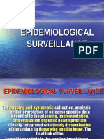 10 Epidemiological Surveillance