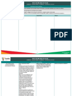 Plan mejora  Vespertino 2016-2017