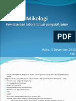 P15. Pemeriksaan Lab. Penyakit Jamur