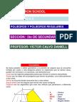 Poliedros - Poliedros Regulares - 5to [Modo de Compatibilidad]