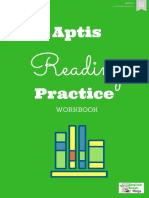 Reading Practice Workbook New