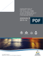 DPFEM Annual Report 2015 16