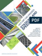 Galvanized Stadiums Speedways