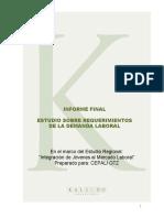 KALEIDO Informe Final