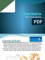 Cavitatia