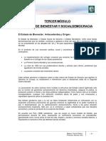 Lectura 6 - Estado de Bienestar y Socialdemocracia