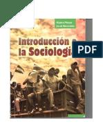 Introducción a la Sociología.