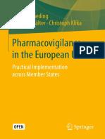 Pharmacovigilance in the European Union