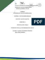 Investigacion Unidad 1 Costos Empresariales
