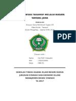 Implementasi Tasawuf dalam Budaya Wayang Jawa Islam