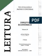 Direito Econômico - Vicente Bagnoli